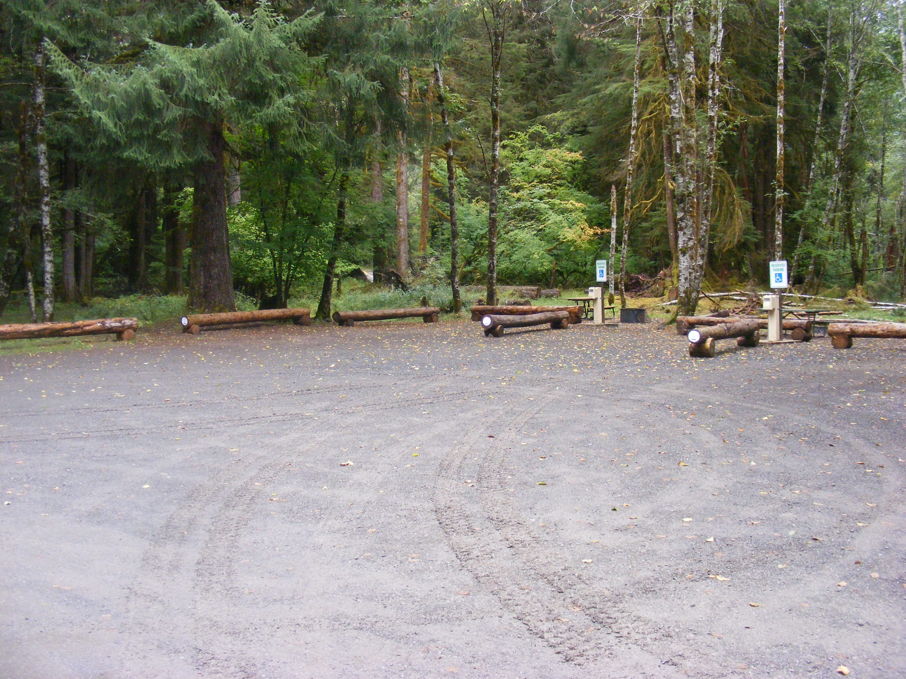 Sol Duc Campground Rv Park Olympic National Park