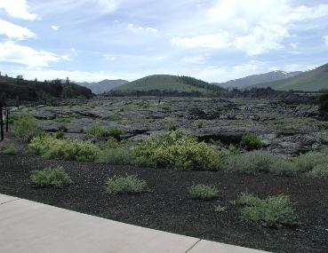 Craters of the Moon Lava Beds