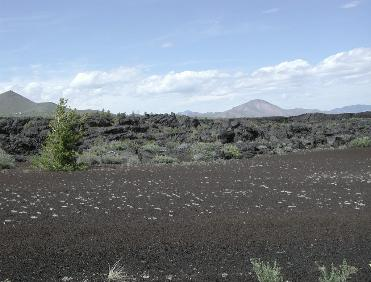 Craters of the Moon Lava Field