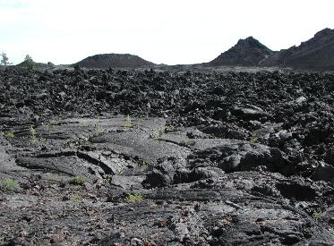 Craters of the Moon Lava Flow