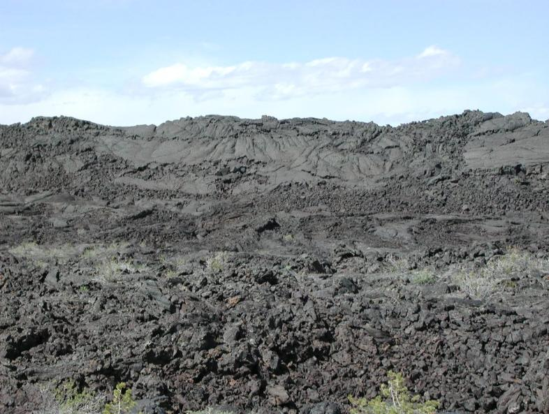 Craters of the Moon Lava Bed