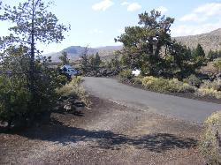 Craters of the Moon Campground