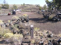 Craters of the Moon CG Site 6