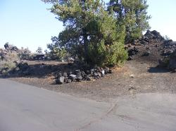 Craters of the Moon campsite 46