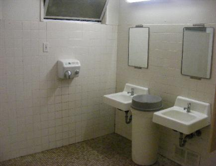 Typical Rest Room