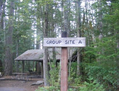 North Cascades - Newhalem Campground - Group Campsite A