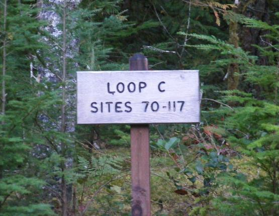 Loop C - Newhalem Campground North Cascades NP