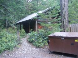 Loop C Restroom - Newhalem Campground North Cascades NP