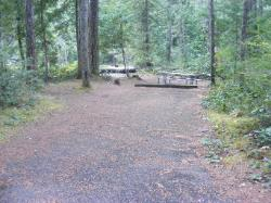 Loop C Site 78 - Newhalem Campground North Cascades NP