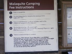 Malaquite Fee Instructions