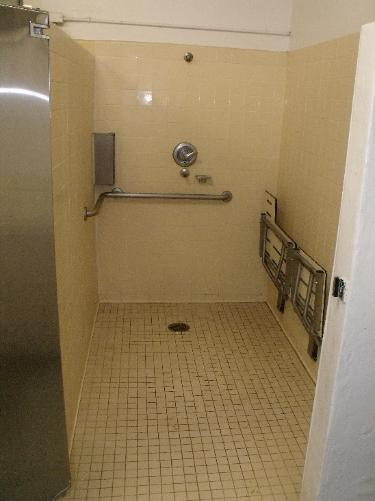 Mill Creek Rest Room Shower