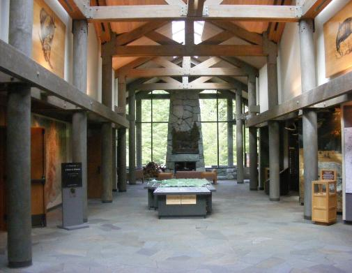 Newhalem Visitor Center