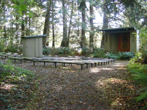 Olympic National Park  - Rialto Beach - Mora Campground Amphitheatre