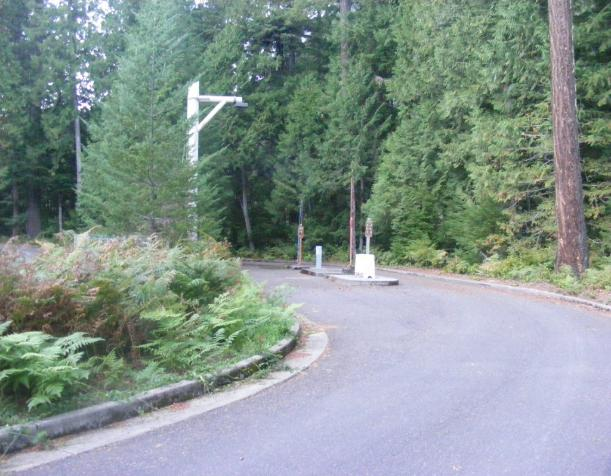 Newhalem RV Sanitation Station