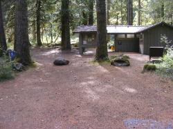 Staircase Campground Site  39 - Olympic National Park
