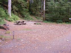 Staircase Campground Site  40 - Olympic National Park