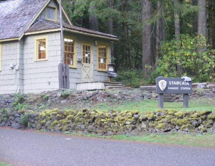 Staircase Ranger Station Olympic National Park