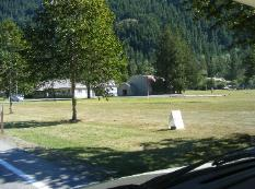 Firewood in Newhalem